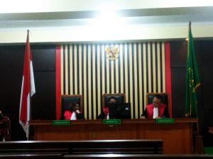 Anggota DPRD Muarojambi Fathuri Rahman Divonis 2,5 Tahun Penjara