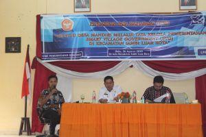 Wujudkan Smart Village Government, Tim Pengabdian IP Unja Berikan Pemahaman ke Forum Kades Jaluko
