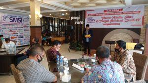 Menuju Tatanan Profesional, 64 Perusahaan Media Tergabung di SMSI Provinsi Jambi