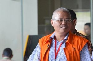 Hari ini, Arfan Sampaikan Nota Keberatan Terhadap Dakwaan Jaksa KPK