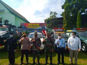 Pangdam ll/Sriwijaya Optimistis Kapolda Jambi Bisa Berantas Illegal Logging