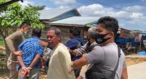 Kurang dari 24 Jam, 5 Perampok Toke Pinang di Tanjabar Berhasil Ditangkap
