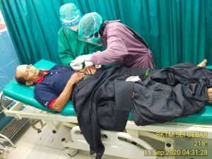 Satu Keluarga di Kuala Betara Jadi Korban Perampokan Sadis