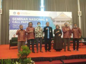 MIH Unja Gelar Seminar Nasional dan  Call Paper