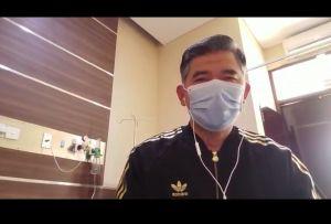 BREAKING NEWS! Dirawat di RS Jakarta, Walikota Jambi Sy Fasha Positif Covid 19