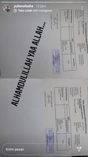 Alhamdulillah… Hasil Swab Istri dan Putra WaliKota Jambi Syarif Fasha Negatif