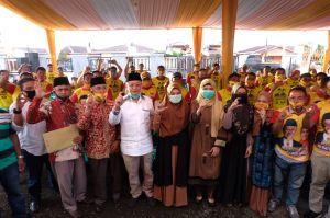 Mantan Wabup Kerinci Rahman Siap Menangkan CE-Ratu
