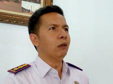 Kepala Dinas Perhubungan Kota Jambi Saleh Ridho