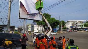 Puluhan APS Paslon di Kota Jambi Diturunkan
