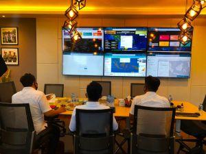 Polda Jambi Pasang Aplikasi Asap Digital di Ruang As Ops Kapolri