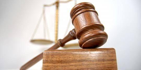 Nah! Asiang, Terpidana Kasus Suap Ketok Palu Positif Covid-19