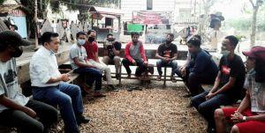 Berkunjung ke Kedai Menapo Muaro Jambi, Al Haris 'Diserbu' Millenial