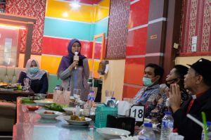 Bertemu Pengurus BAMAG Jambi, Ratu Berbicara 4 Pilar Pembangunan