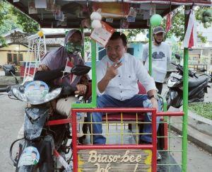 Kunjungi Candi Muaro Jambi, Al Haris Sebut Visi Misinya Kembangkan Pariwisata Jambi