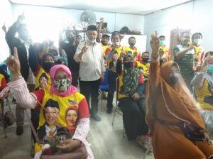 Lagi, Tim Fasha OKS Dukung CE-Ratu di Pilgub Jambi