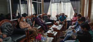 Sempat Reaktif, Hasil Swab Anggota Dewan dan Sekretariat DPRD Sungai Penuh Dinyatakan Negatif