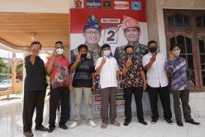 Baharuddin Yakin Ditangan Fachrori-Syafril Harga Karet Jambi Bisa Membaik