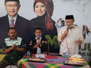 Cek Endra Terharu Jambi Bangkit berSATU untuk Kemenangannya jadi Gubernur Jambi