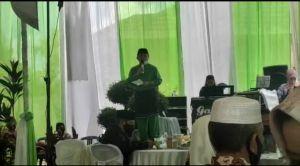 Saat Al Haris Berseloko di Acara Pernikahan
