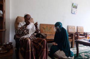 Sowan ke Ponpes Darul Ulum II, Ratu Munawaroh Dapat Restu Kiai Muzakki