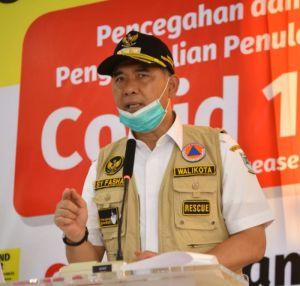 Wali Kota Jambi Sudah Sembuh dari Covid-19