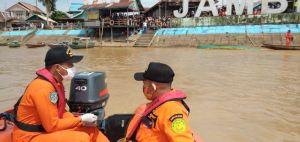 Murid SD Tenggelam di Sungai Batanghari