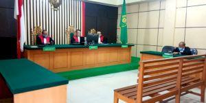 Rudy Lidra,  Agus Rubiyanto, Cecep dan Endria  jadi Jadi Saksi Sidang Gratifikasi Arfan