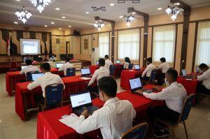Seleksi CPNS Kemenkum dan HAM Dilaksanakan secara Daring