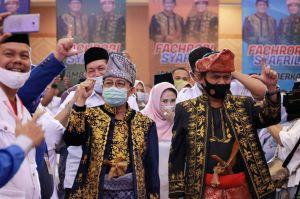 Tim dan Koalisi Solid, Fachrori-Syafril Targetkan Kemenangan Telak di Pilgub Jambi