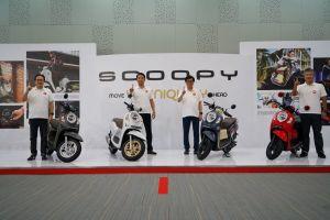 Siap Jadi Trendsetter, AHM Rilis All New Honda Scoopy Generasi Terbaru