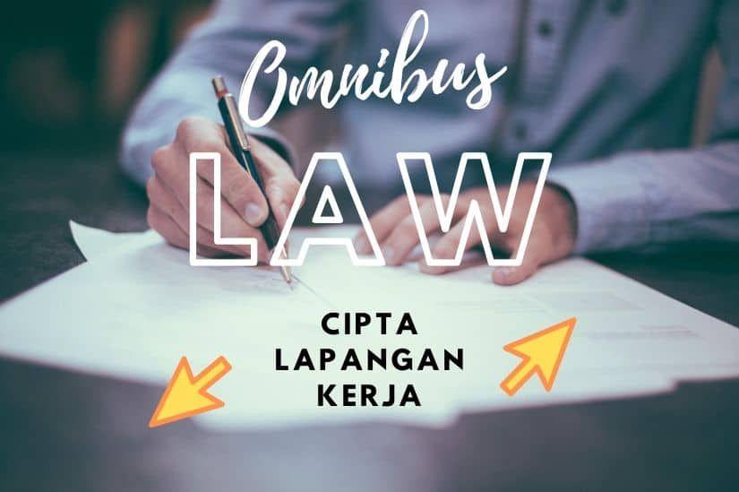 Pro Kontra Undang-Undang Cipta Kerja