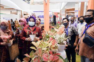 Suci Ardy Daud Harap Jambi Expo Perluas Pangsa Pasar Produk Jambi