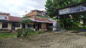 Bangunan di Samping Putro Retno Akan Dieksekusi
