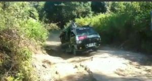 Perbaikan Jalan Kabupaten Tahun 2021