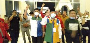 Tim Yakin Syafril Nursal Unggul dalam Debat Cawagub