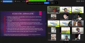 SKK Migas-KKS Sumbagsel bersama LPDS gelar Lomba karya tulis Jurnalistik