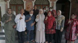 Bertemu Ratu, Hartman Manap: Keluarga Nurdin dan Manap Bersatu Menangkan CE-Ratu