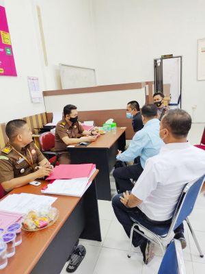 Berkas Kades Koto Duo Dilimpahkan ke Kejari Sungai Penuh