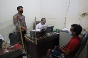 Tim Rajawali Polres Muaro Jambi Amankan Pembalak Liar