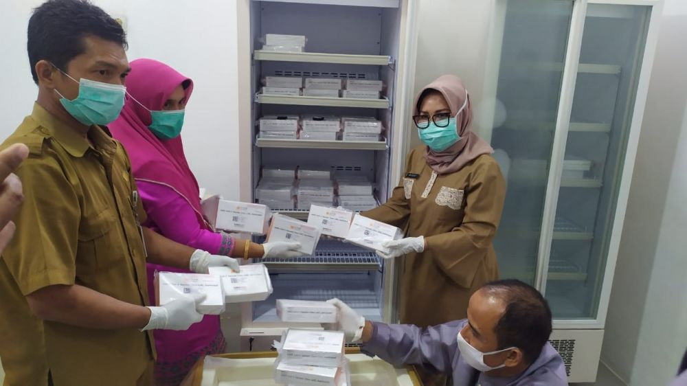 Petugas Vaksinasi Sudah Dilatih, Tak Perlu Khawatir