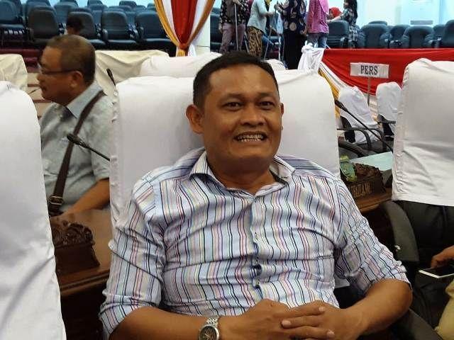Sekretaris Komisi III DPRD Kota Jambi, Joni Ismed