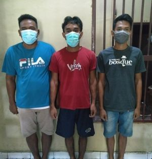Polisi Ringkus Tiga Pelaku BBM Ilegal