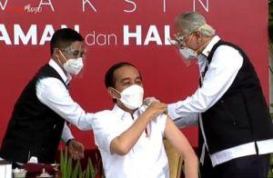 Vaksinasi Covid-19 Perdana, PBNU Tegaskan Tolak Kampanye Anti Vaksin