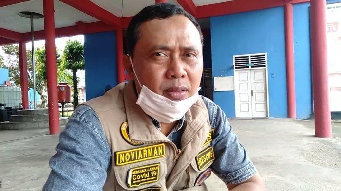 Noviarman Kepala Dinas Sosial Kota Jambi