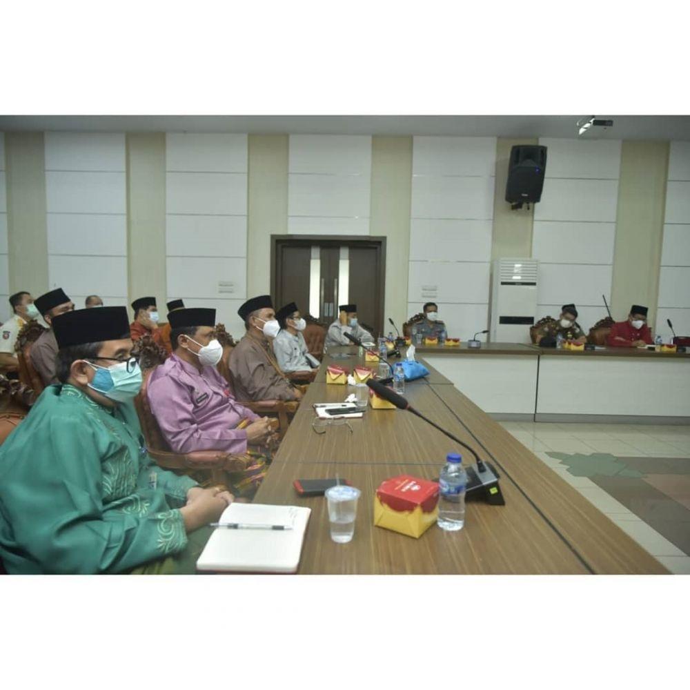 Asisten III Bidang Administrasi Umum Setda Kota Jambi, A Ridwan
