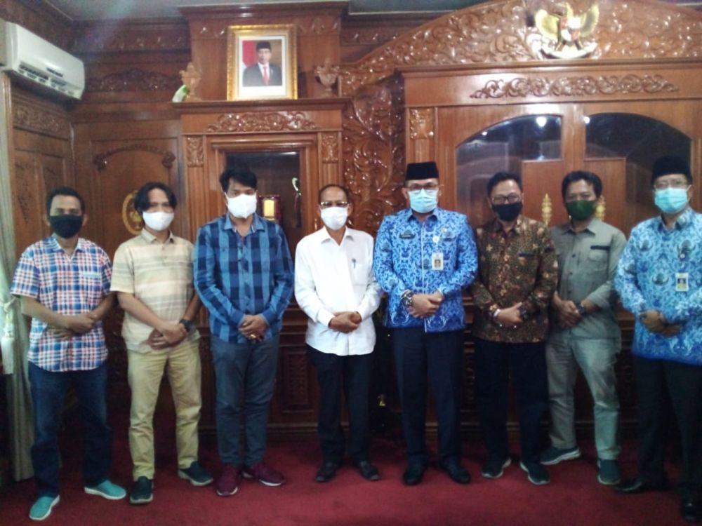 Pemprov Jambi Dukung Penuh HPN 2021