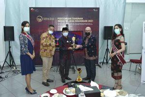 Fachrori Dianugerahi TPAKD Award 2020