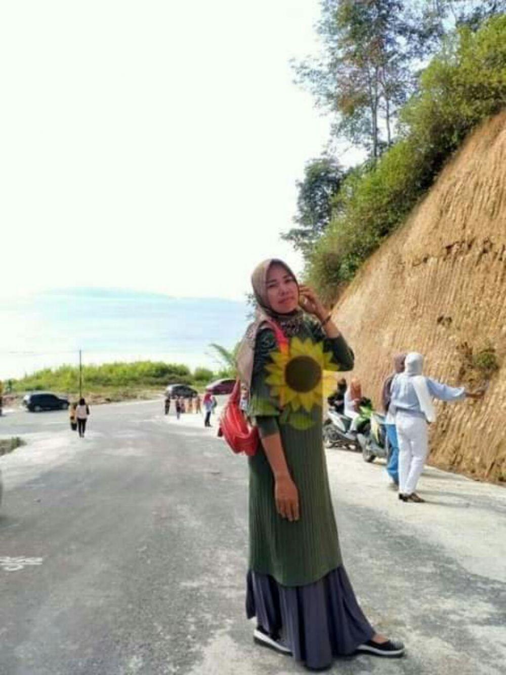 Disebut Mirip Jalan Pulau Mandeh, Jalan Tanjung Batu Viral