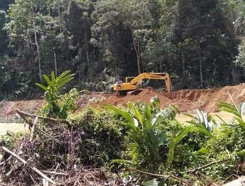 Bupati dan Polres Bungo Ultimatum  Alat Berat di Batu Kerbau