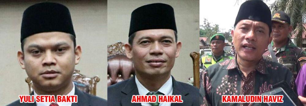 Trah Mat Ripin Jagokan Ivan dan Abun Yani, Masnah Belum tentukan Langkah Politik